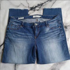 Torrid Jeans Boyfriend Cut